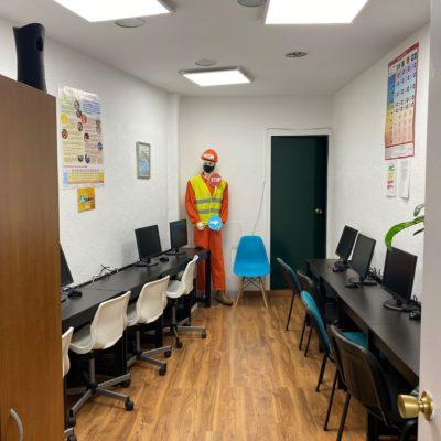 Nuevas aulas 1